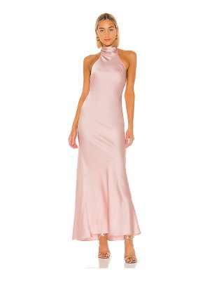 Lovers + Friends claudia gown