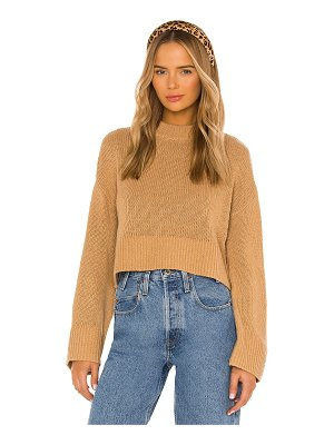 Lovers + Friends clay pullover