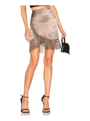 Lovers + Friends Cosmo Mini Skirt
