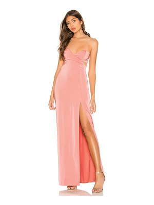 Lovers + Friends darling gown