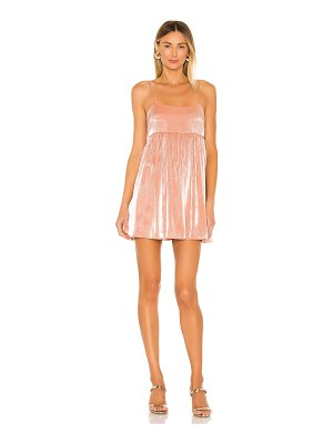 Lovers + Friends davina mini dress