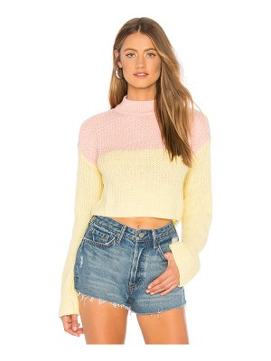 Lovers + Friends Debbie Sweater