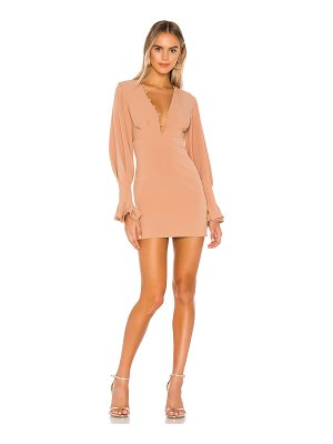Lovers + Friends elena mini dress
