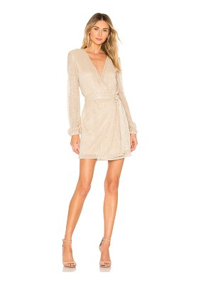 Lovers + Friends Elyse Wrap Dress