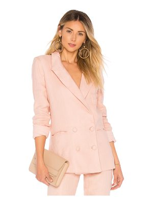 Lovers + Friends Fanning Blazer