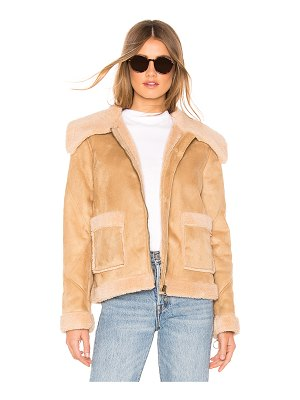 Lovers + Friends finn coat