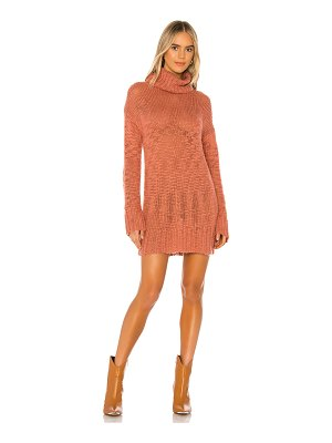 Lovers + Friends gavin sweater dress