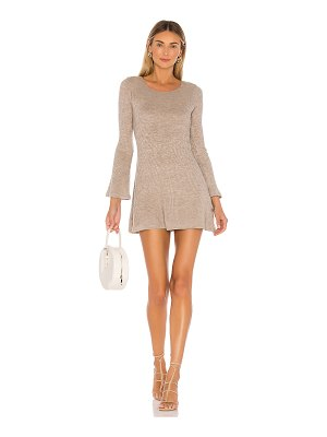 Lovers + Friends gisella sweater dress