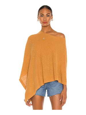 Lovers + Friends granger poncho