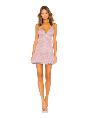 Lovers + Friends Heidi Mini Dress