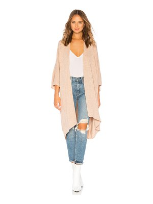 Lovers + Friends Jess Poncho