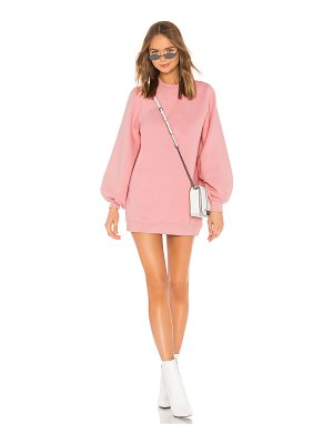Lovers + Friends Jessa Sweatshirt Dress