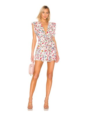 Lovers + Friends jill mini dress