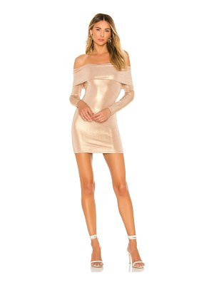 Lovers + Friends julieta mini dress