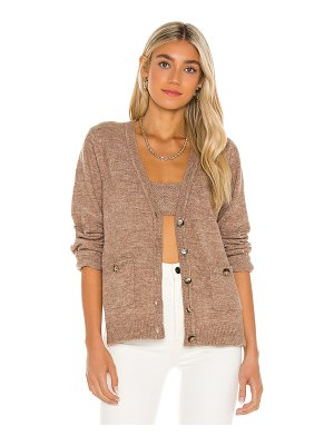 Lovers + Friends kamile oversized cardigan