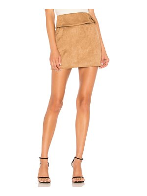 Lovers + Friends Kia Mini Skirt