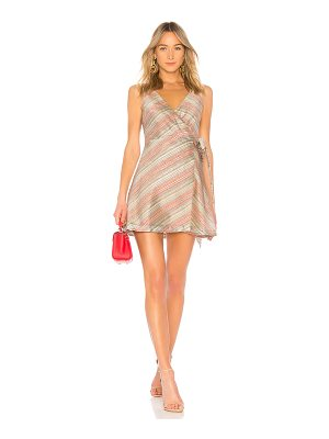 Lovers + Friends Laurie Wrap Dress