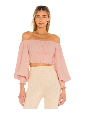 Lovers + Friends lilly top