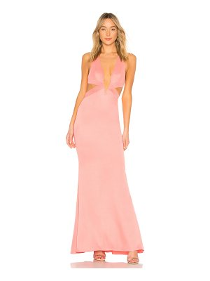 Lovers + Friends Madeline Gown