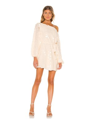 Lovers + Friends micah mini dress