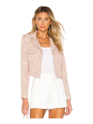 Lovers + Friends noela blazer