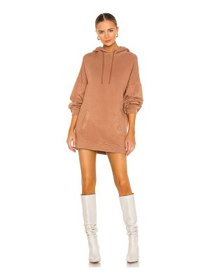 Lovers + Friends oversized hoodie