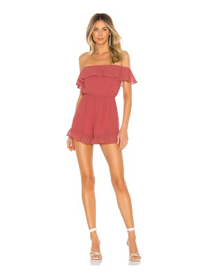 Lovers + Friends quincy romper