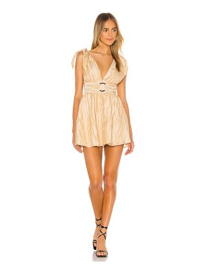 Lovers + Friends raffaela mini dress