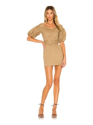 Lovers + Friends rexford mini dress