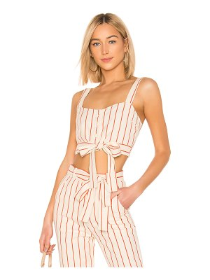 Lovers + Friends rosemary top