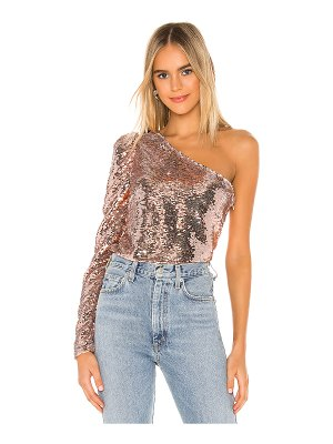 Lovers + Friends shaline top