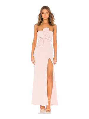 Lovers + Friends sol gown