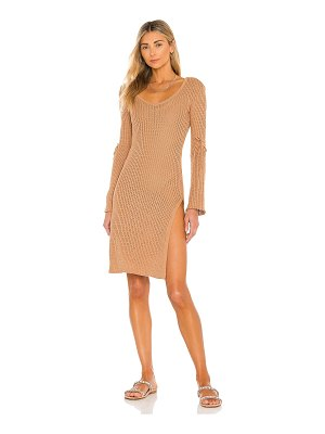 Lovers + Friends solta knit dress
