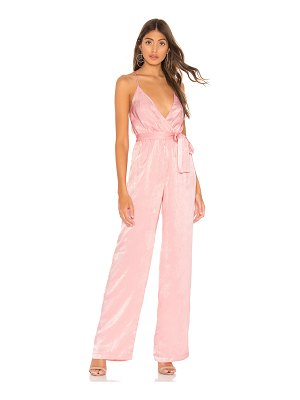 Lovers + Friends spell on you jumpsuit