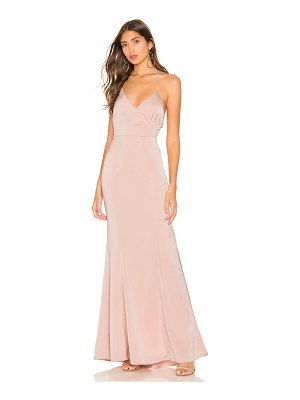 Lovers + Friends Vilailuck Gown