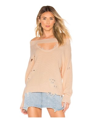 Lovers + Friends wilton sweater
