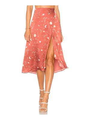 LOVERS + FRIENDS X Revolve Margarita Midi Skirt