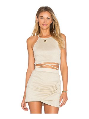 LOVERS + FRIENDS X Revolve X Alexis Ren Star Goddess Crop Top