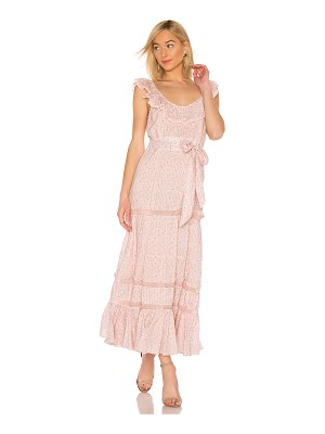 LoveShackFancy joanne dress