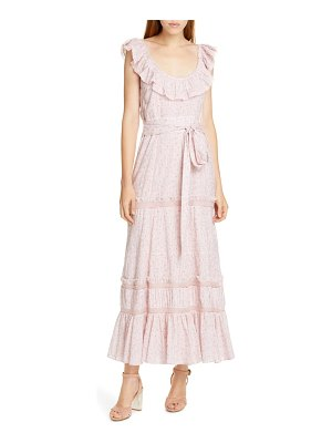 LoveShackFancy joanne maxi dress