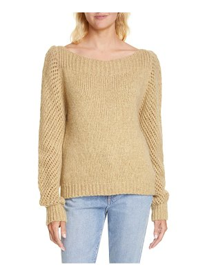 LoveShackFancy rosie pullover sweater