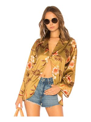 LPA Cut Away PJ Top