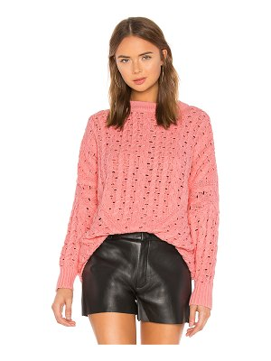 LPA Oversized Sweater