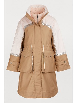 Lu Mei Hampstead coat