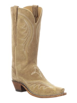 Lucchese Margot Pull-On Western Boots