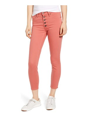 Lucky Brand bridgette high waist crop jeans