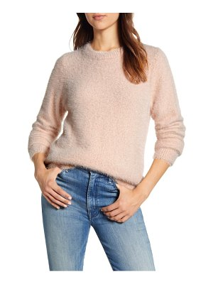 Lucky Brand eyelash crewneck sweater