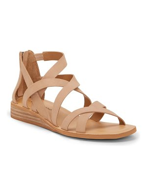 Lucky Brand helenka strappy wedge sandal