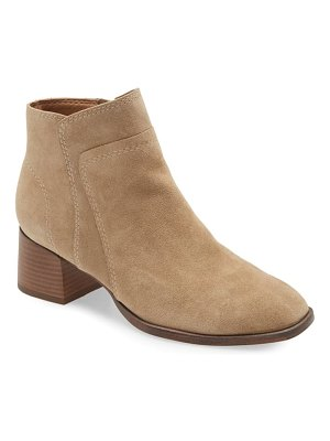 Lucky Brand lilka suede bootie