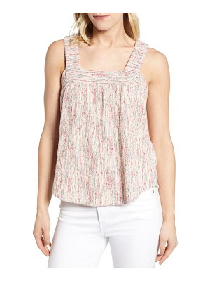 Lucky Brand square neck tank top